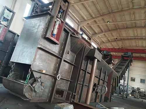 锅炉捞渣设备检修及日常维护