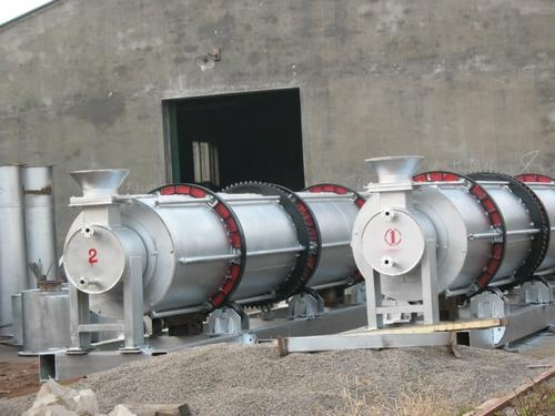 滚筒冷渣机设备怎么提高使用寿命?