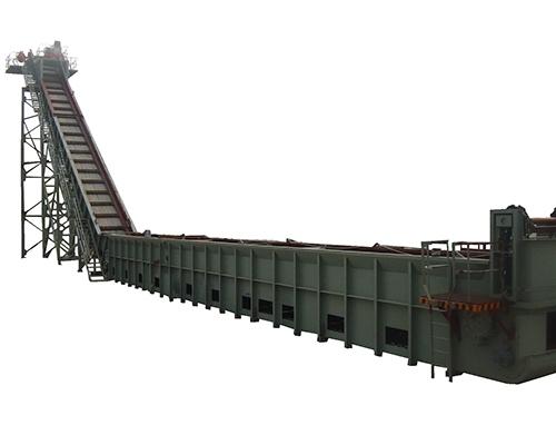 锦富华机械锅炉捞渣设备的使用