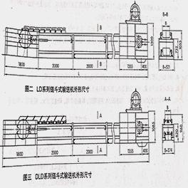 LD型链斗式输送机
