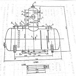 低压膜式除氧器设备